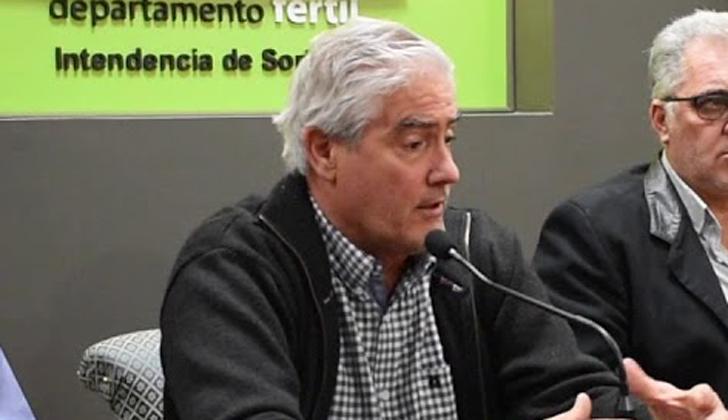 Intendente-de-Soriano-Agustín-Bascou