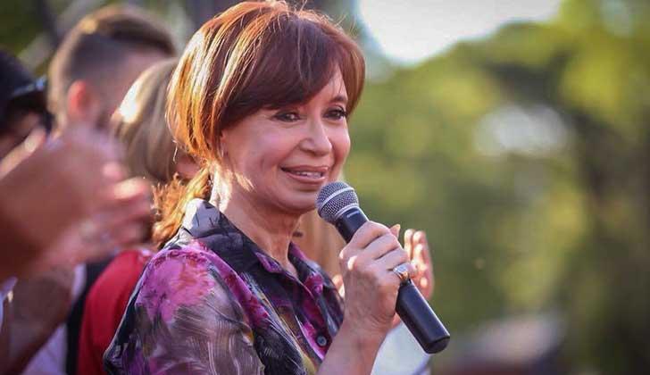 """CFK criticó el paquete de reformas de Macri: """"son lisa y llanamente pérdidas de derechos"""". Foto: Facebook Cristina Fernández"""