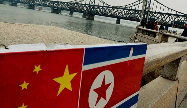 China insta a resolver a través del diálogo la crisis con Corea del Norte.