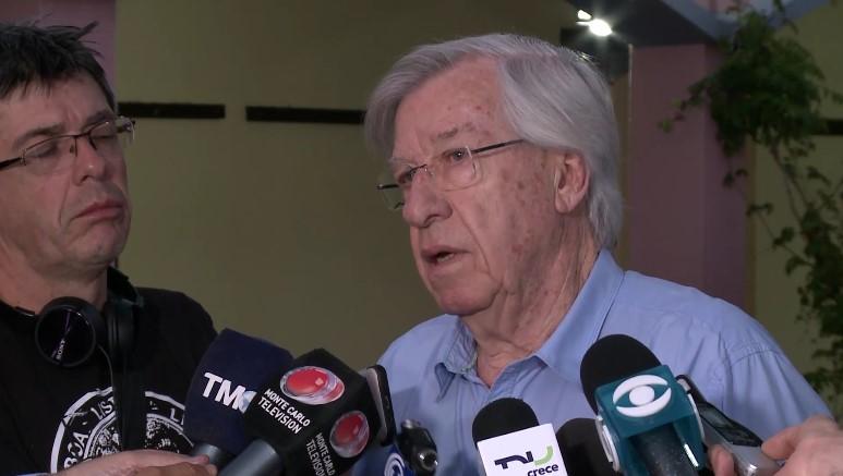 Danilo Astori, ministro del MEF