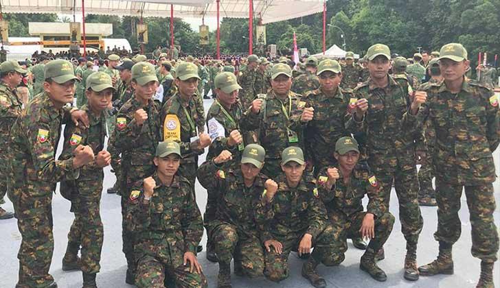 Ejército birmano dice ser inocente de crímenes contra rohingyas.