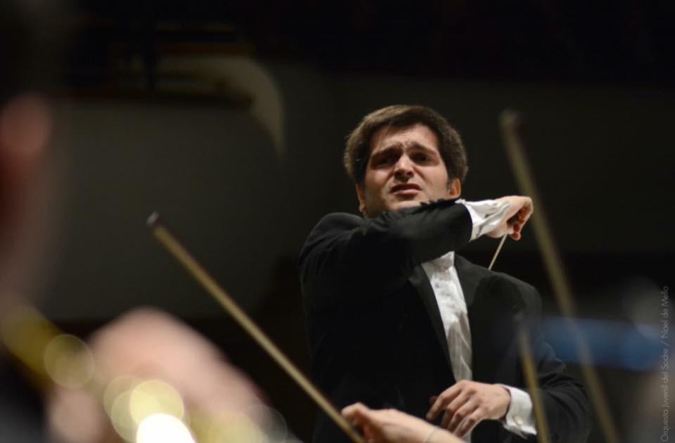 Maestro Diego Naser