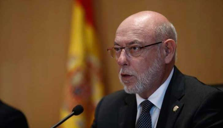 Falleció en Buenos Aires el fiscal general de España.