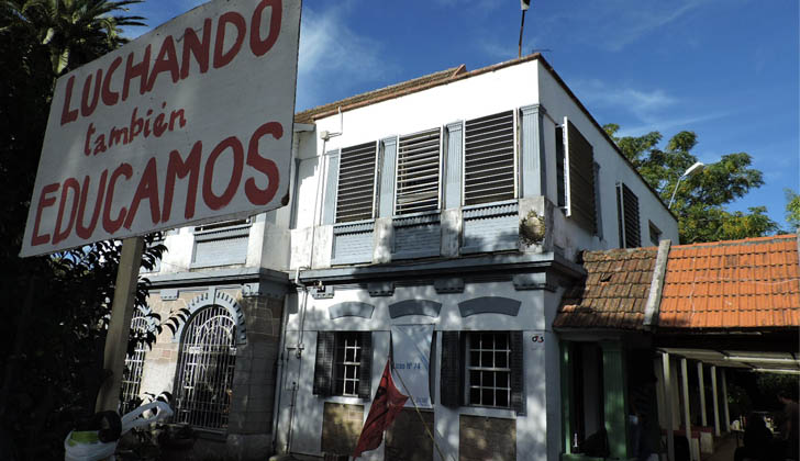 Foto: Liceo N° 74.