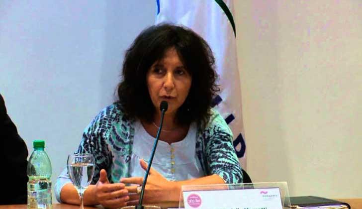 """Directora de Inmujeres: """"Toda la ciudadanía está muy preocupada por lo que es la violencia de género en nuestro país""""."""