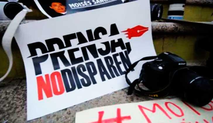 El 90 % de crímenes contra periodistas quedan en impunidad en México