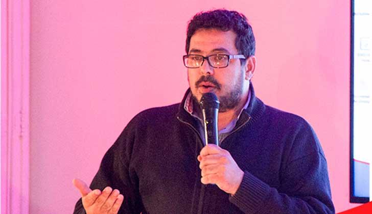 """Diputado Alejando Sánchez: """"El Frente Amplio no puede ganar sin Mujica"""" ."""