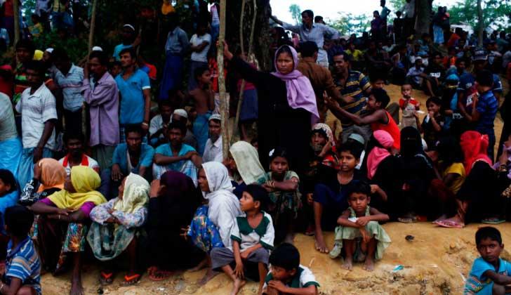Gobierno de Bangladesh cifra en 36.000 los niños rohingyas huérfanos.