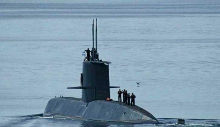 Trece días sin ningún indicio del submarino desaparecido.