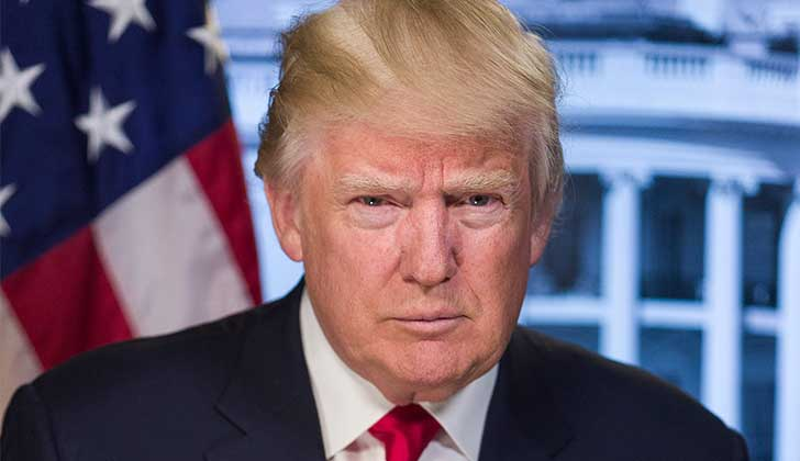 Donald Trump busca tumbar sorteo de visas