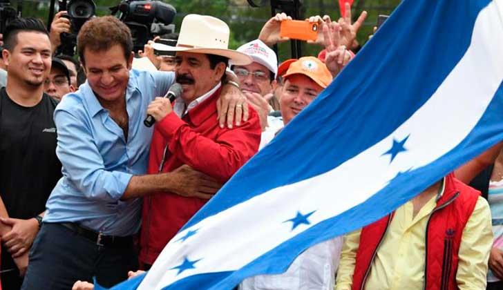 Honduras: Zelaya acusa a oficialismo de manipular elecciones.