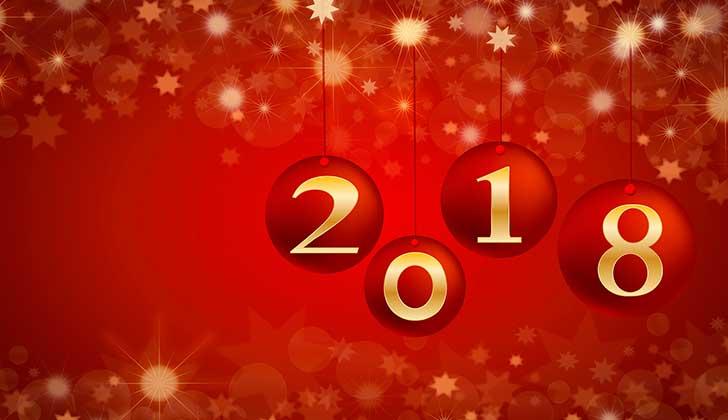 Costumbres y rituales de fin de año para recibir el 2018 con buena vibra. Foto: Pixabay