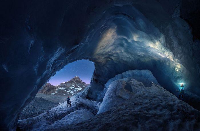 #5 Cueva Athabasca, Juan Pablo De Miguel (Mención De Honor En Hielo Frágil)