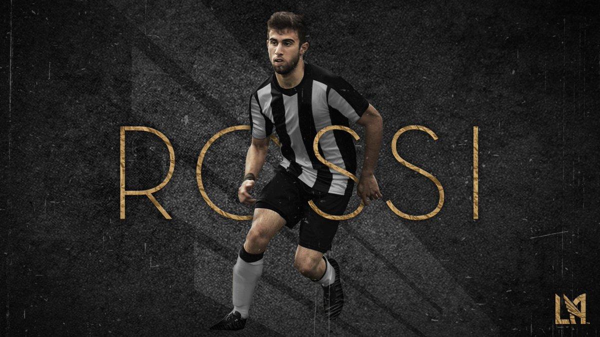 LAFC firma a Diego Rossi como segundo jugador designado en el club