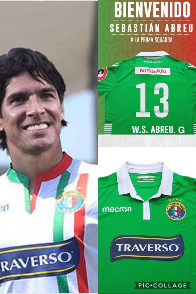 """El """"Loco"""" Abreu vestirá su camiseta número 26 - Noticias Uruguay, LARED21 Diario Digital"""
