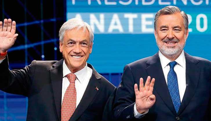 Chile elige este domingo al próximo presidente .