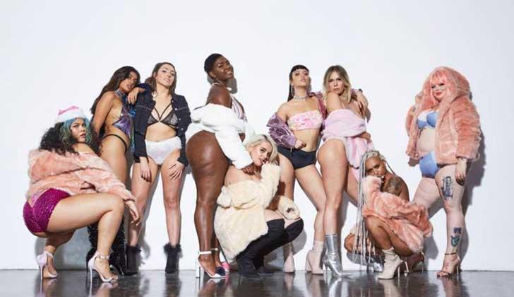 """#MakeYourMark, la campaña lencería que busca que ames tu cuerpo """"porque la p*ta perfección no existe"""""""