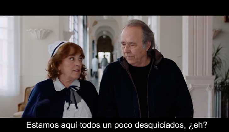 """""""Amodio"""", el viral anuncio navideño sobre contradicciones de los españoles."""