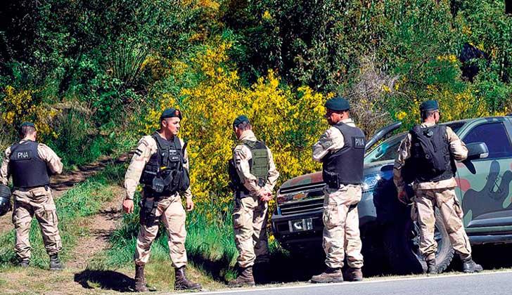 Imputados ocho efectivos por asesinato de Nahuel en Argentina
