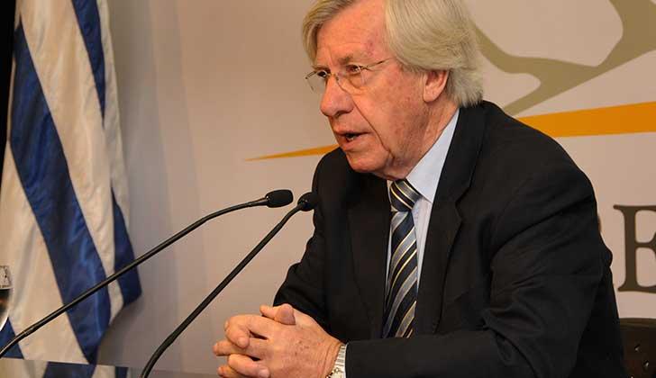 """Para Astori la no aprobación de un  TLC con Europa """"afecta mucho a Uruguay"""". Foto: Presidencia"""