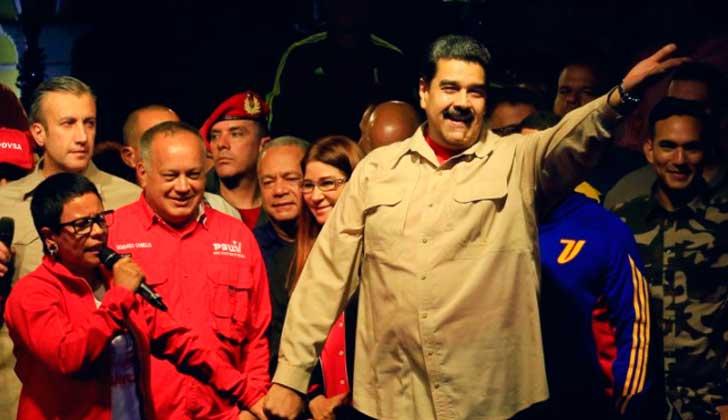 El chavismo arrasa en las elecciones municipales — Venezuela