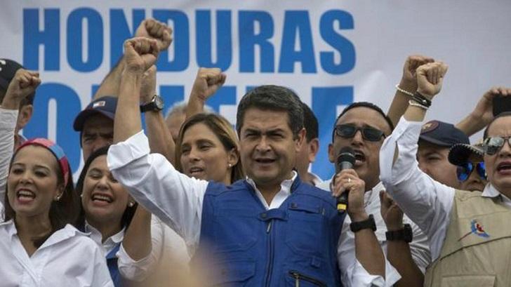 Prosiguen movilizaciones contra fraude y represión en Honduras