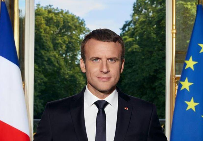 Foto: facebook.com/EmmanuelMacron