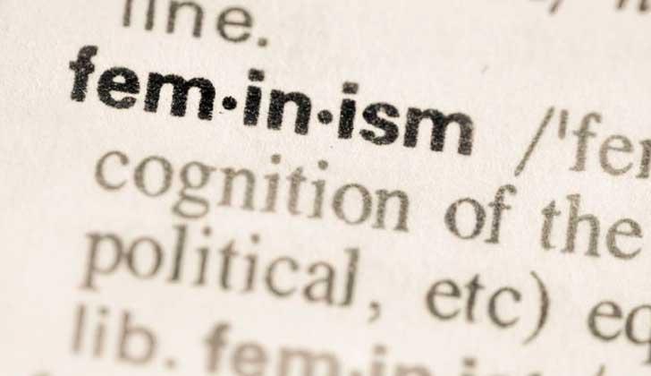 """""""Feminismo"""", la palabra del año en Estados Unidos."""