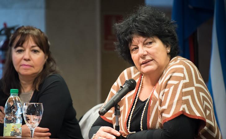 Senadora Ivonne Passada / Foto: Departamento de Fotografía del Parlamento del Uruguay