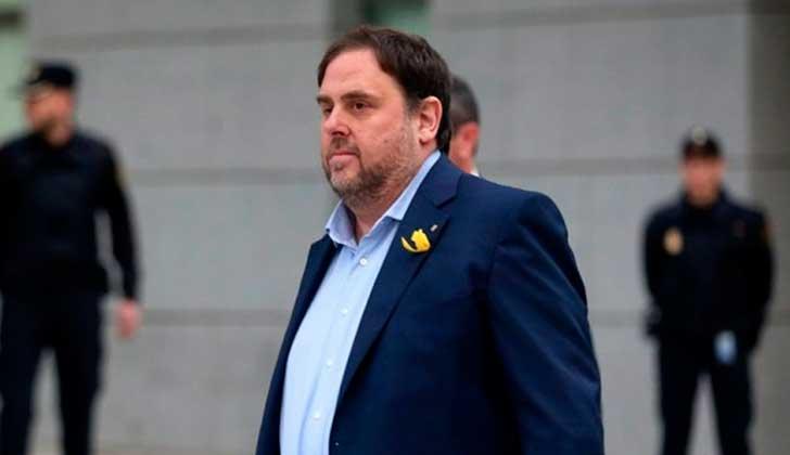 Junqueras declara ante la Justicia, y podría convertirse en presidente catalán — España