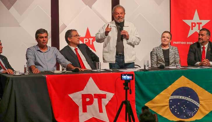 Futuro electoral de 'Lula' se definirá el 24 de enero