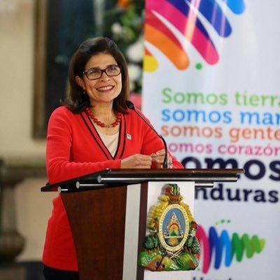 Hilda Hernández. Foto: Twitter