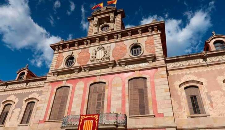 El Parlament de Cataluña aprobó recurrir al Tribunal Constitucional la aplicación del 155.