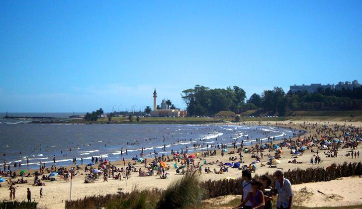 Armada recordó medidas de seguridad para bañarse en aguas uruguayas.
