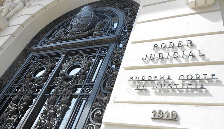 Continúa el paro de los funcionarios judiciales