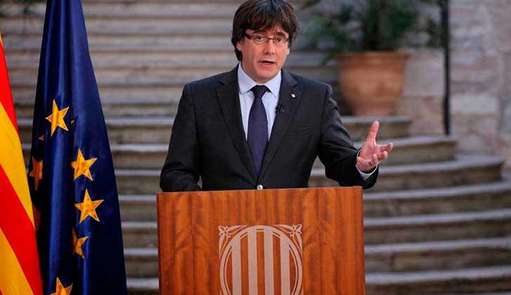 El Supremo de España retira las órdenes europeas de detención contra Puigdemont y los exconsejeros.