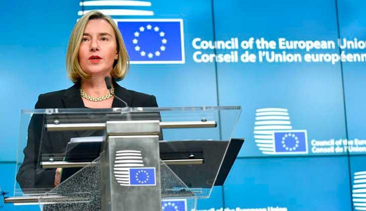 La UE no trasladará sus embajadas a Jerusalén.