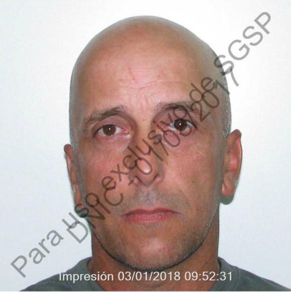 Se busca a Robert Jesús Fernández Núñez, de 53 años / Foto: Unicom