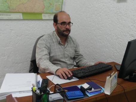 Eduardo Yocco Píriz, edil departamental de Lavalleja. Foto: jdl.uy