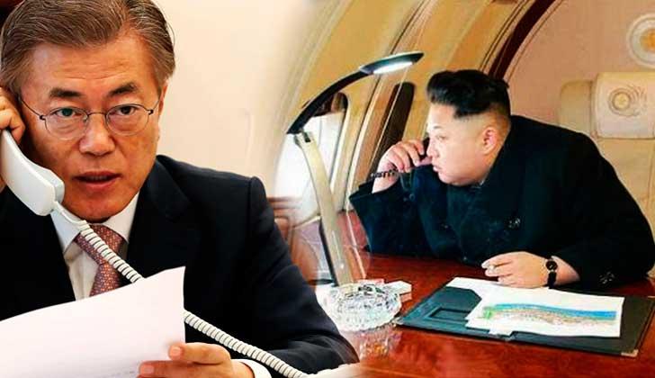 Las Coreas inician en 2018 más cerca del diálogo.