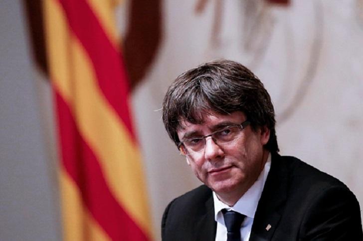 """Puigdemont en un mensaje privado filtrado: """"Moncloa triunfa, esto se ha terminado"""""""