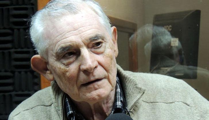 """Agazzi: """"Los sectores económicos dominantes no aceptan que el FA esté haciendo las cosas bien"""". Foto: archivo Radio Uruguay"""