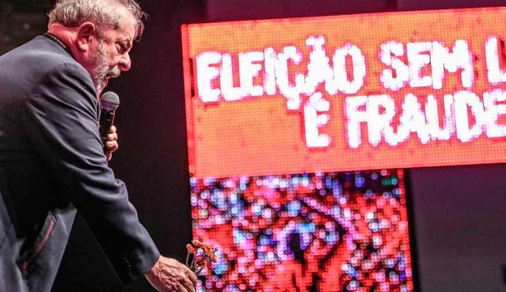 """Defensa de Lula: """"No contemplamos otra posibilidad que su absolución"""". Foto: Facebook Lula"""
