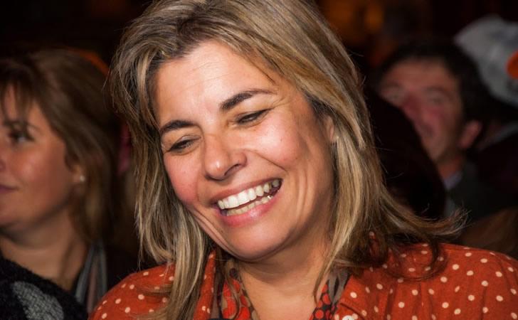 Adriana Peña, Intendenta de Lavalleja / Foto: Arequita Digital