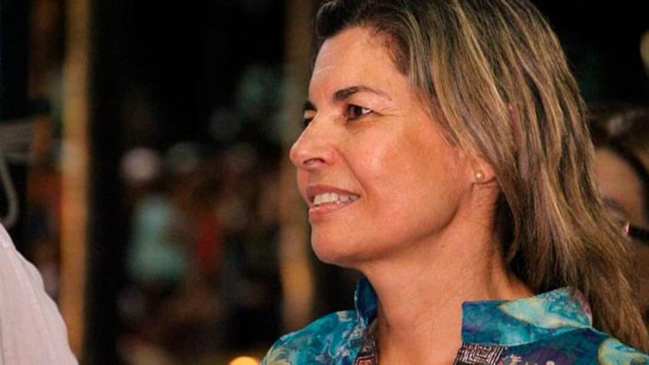 Adriana Peña, Intendenta Lavalleja / Foto: Telenoche
