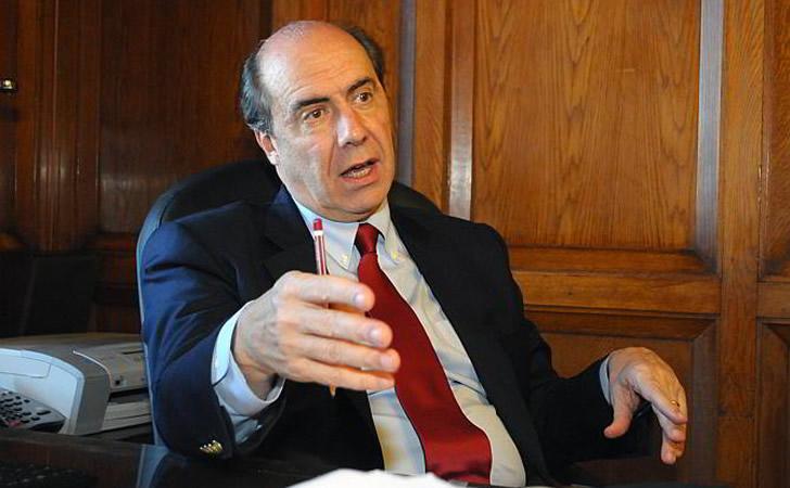 Senador del Partido Colorado, Amorín Batlle / Foto: Radio Carve