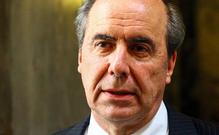 José Amorín Batlle, senador del Partido Colorado / Foto: Teledoce