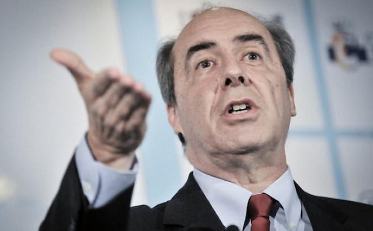 Amorín Batlle, senador del Partido Colorado / Foto: Radio Carve