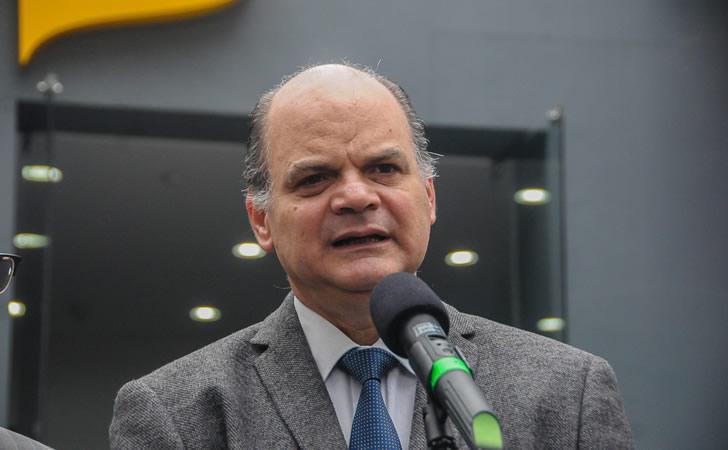 Presidente de Antel, Andrés Tolosa / Foto: Antel