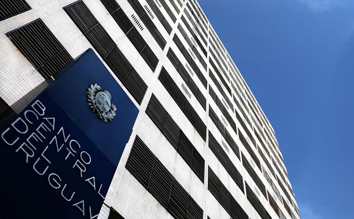 Edificio del Banco Central del Uruguay / Foto: BCU